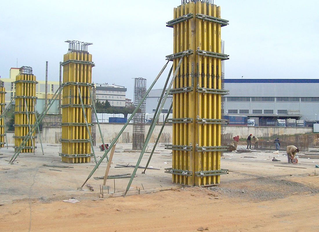 Home Products Column and Wall Formwork System