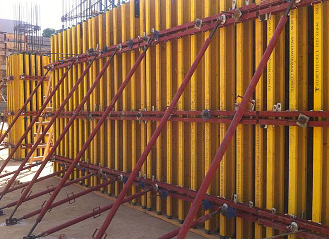 Ateşhan Scaffolding And Formwork Systems